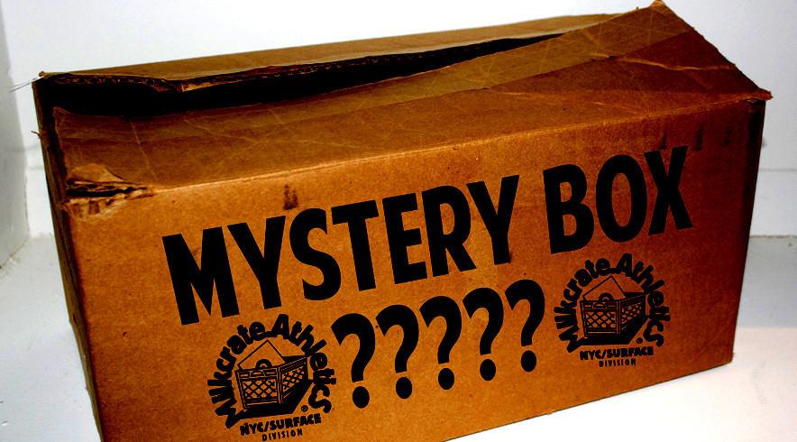 Milkcrate MYSTERY Box